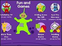 Los juegos pueden ayudar a los niños en el aprendizaje de uso de computadoras.