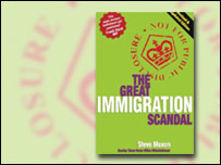 The Great Immigration Scandal by Steve Moxon