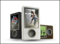 Zune devices...look great don't they?