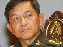 Coup leader Gen Sonthi Boonyaratglin