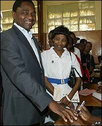 Maureen Mwanawasa dating hh