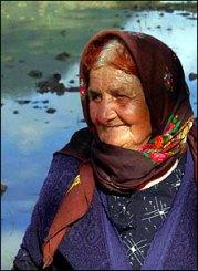 ancient iranians blue