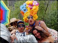 Gay parade en Ciudad de México