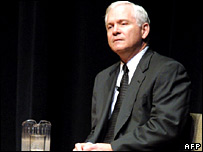 Robert Gates - An extraordinarily perceptive man.