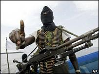Nigerian Terrorist