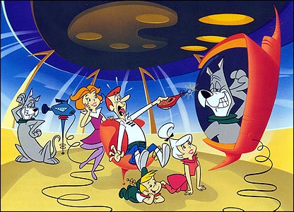 The Jetsons (credit: Boomerang)