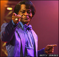 James Brown in 2006