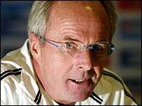 Sven-Goran Eriksson will return to football at Manchester City