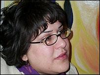 Blogger Nazly Kamvari