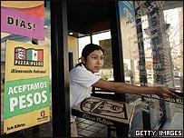 Pizza Patrón vio el espacio en el mercado estadounidense e inició la campaña.
