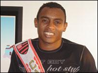 Footballer Obina