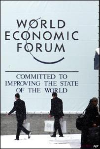 El Foro de Davos se plantea como objetivo el mejoramiento del estado del mundo.