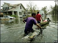Los eventos climáticos serán más extremos y más frecuentes.