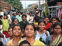 Los dalits constituyen entre un 15% y un 18% de la población india.