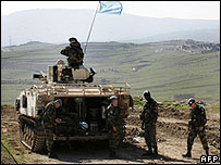 Unifil forces