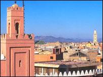 En Marruecos, donde el 40% de la población no sabe leer ni escribir, la tradición oral es vital