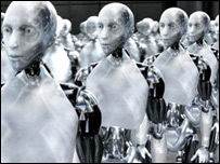 """Imagen de la pel�cula """"Yo Robot"""""""