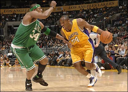 Will Kobe and Paul meet in the finals again this year?