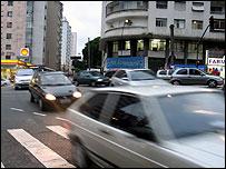Brasil ha utilizado bioetanol en sus autos desde hace años.