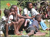 Former street children