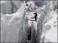 Los participantes son alpinistas experimentados.