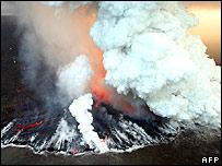 Las fuerzas de la Tierra, incluyendo los volcanes, serán explicadas.