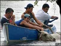 El aumento en las temperaturas provocará más inundaciones.