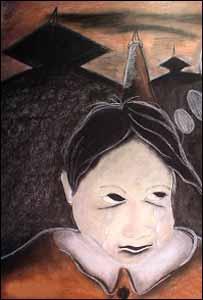 Art by Gopal Gurung