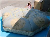 Airbags (Thales Alenia Space / Aero Sekur - I)