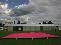Aue-Pavillon, Kassel