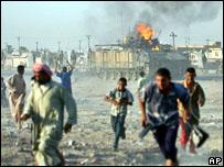 .الوضع في البصرة لم يعد  مستقرا كما كان بعد سقوط  نظام صدام