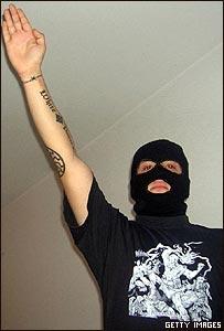 Miembro de la banda neonazi en Israel