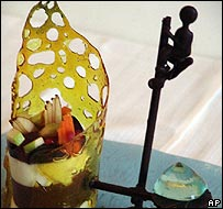The $14,500 dessert in Sri Lanka
