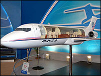Chinas ARJ21 - Advanced Regional Jet for the 21st Century