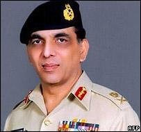 Lt Gen Ashfaq Pervez Kiani
