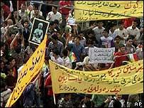 تظاهرة كردية في داهوك