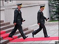 قادة الجيش التركي