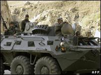 رتل عسكري تركي