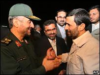 Sejumlah veteran Garda Revolusi jadi anggota kabinet