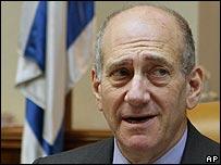 PM Israel Ehud Olmert
