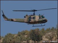 طائرة هليكوبتر تركية