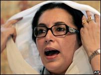 Benazir Bhutto, 08.11