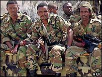 Bilderesultat for ethiopian soldiers