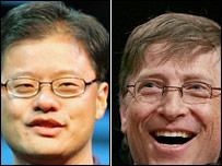 Microsoft & Yahoo Marriage