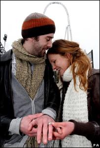 Jenny Harrold propone matrimonio a Patrick Hyde