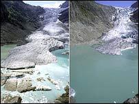 Glaciares (foto de Glaciers Online/Jurg Alean).