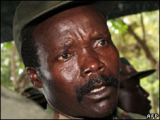 Joseph Kony  2012 in Car
