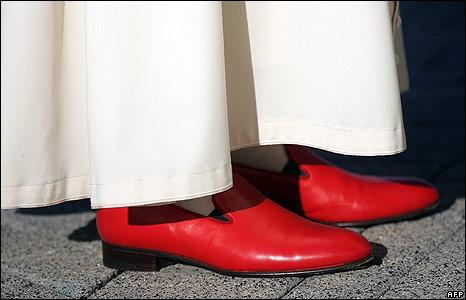 Rumours these are Prada...