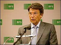 Bernard Stroïazzo, presidente de Bio Fuel-System
