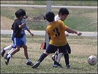 Niños latinos